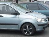 Диск TL 405 BD Hyundai Getz