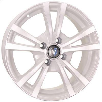 Литой диск Теч Лайн 1604 цвет W