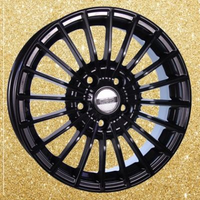 Литой диск Теч Лайн 437 цвет BL
