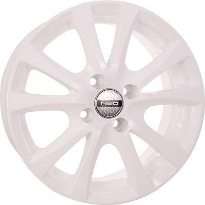 Литой диск Теч Лайн 509 цвет W