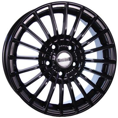 Литой диск Теч Лайн 637 цвет BL