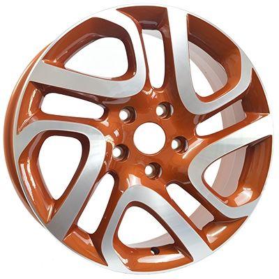 Литой диск Теч Лайн 700 цвет OrD